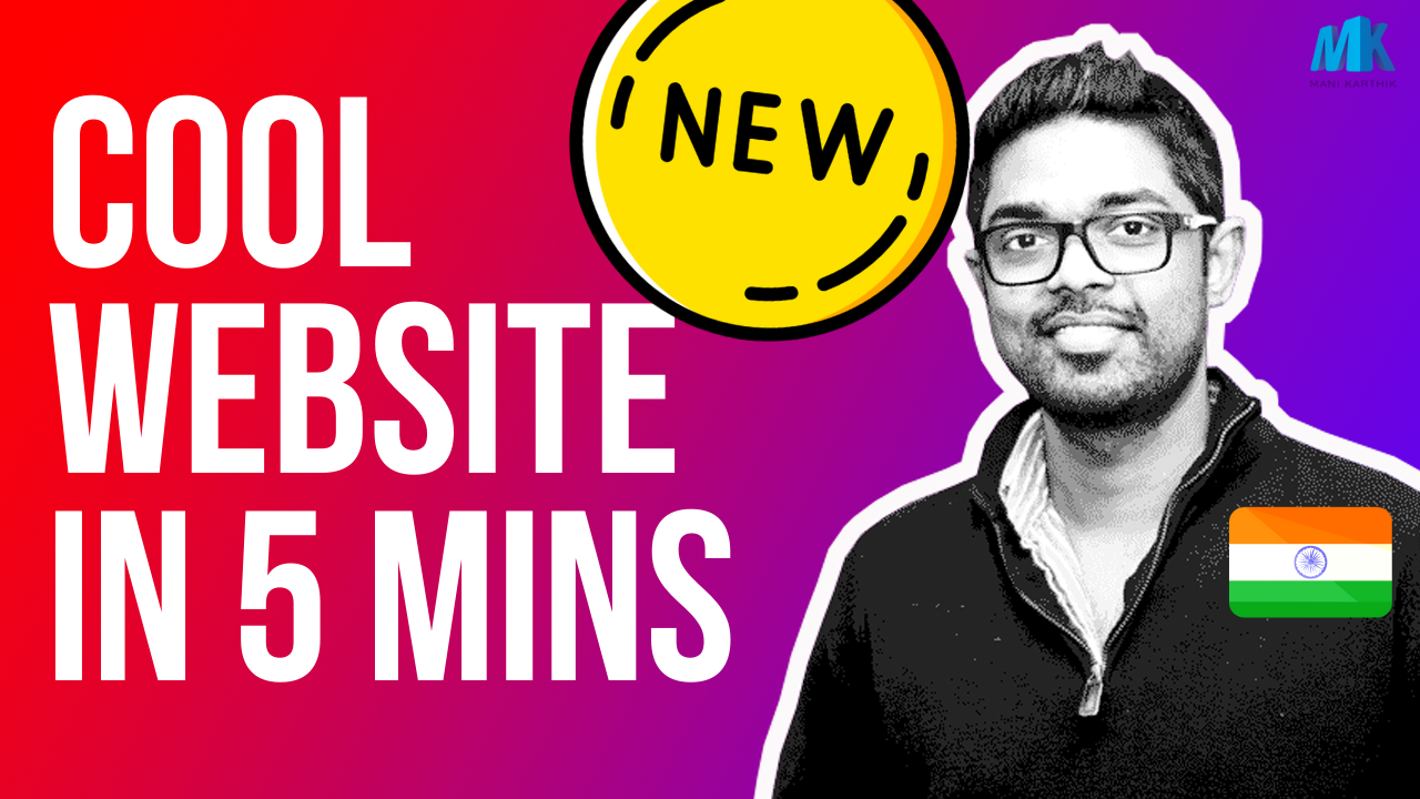 How to Make a Website in 10 Mins (Free)